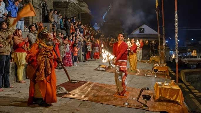 Pashunath Darsan Kathmandu