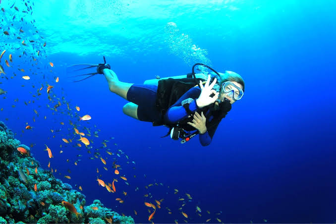 Andaman With Scuba Dive Package