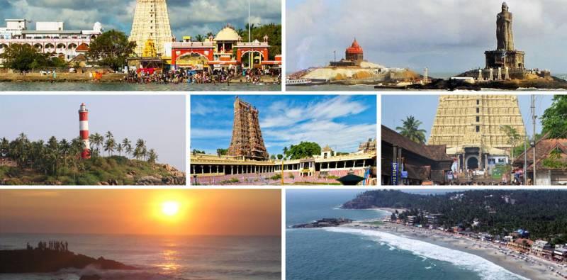1 Night Madurai/1 Night Rameshwaram/1 Night Kanyakumari, Tour
