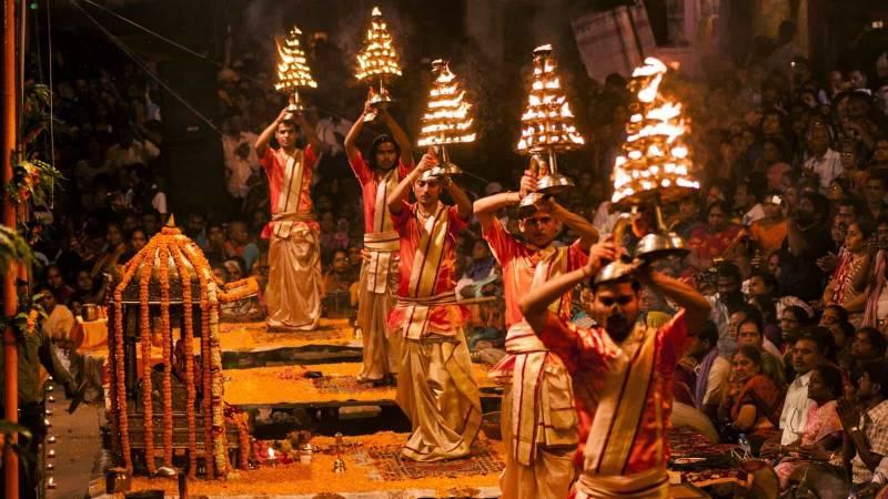 Varanasi Allahabad Ayodhya Lucknow Tour