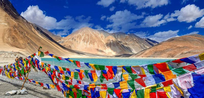 Amazing Laddakh With Stay At Pangong Tour  ( 7N-8D )