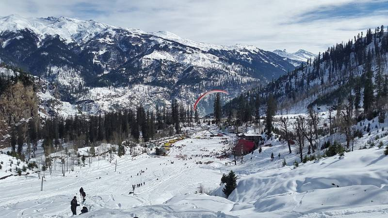 Manali - Solang Valley Package  Duration - 2N/3D