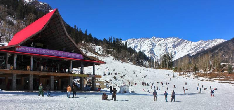 Chandigarh - Shimla - Mananli Package Duration - 5N/6D