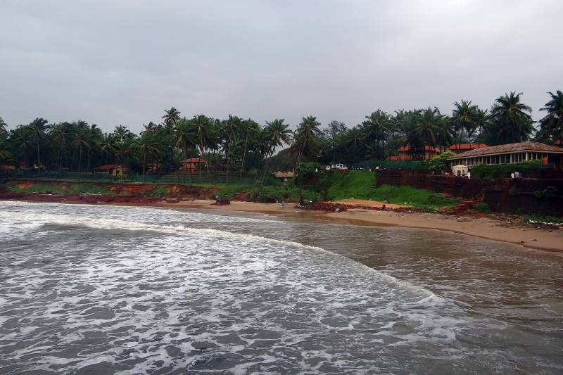 Dazzling Goa Tour Package Duration - 4N/5D