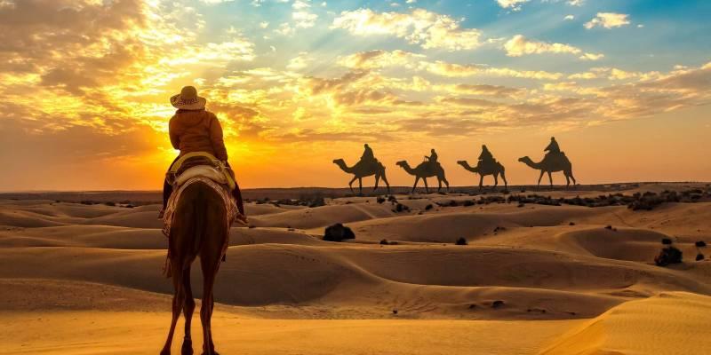 The Golden City Jaisalmer Tour Package