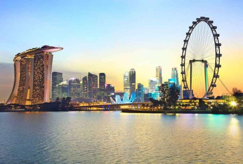 6 Night Singapore & Sentosa Magic Tour