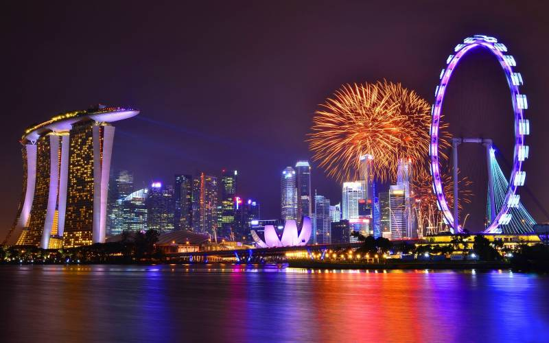 Ultimate Singapore Experience 5 N 6 D Package