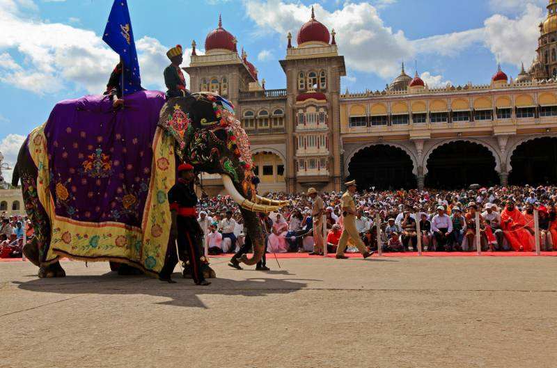 4N5D Bangalore-Mysore-Ooty-Kodaikanal-Bangalore Tour