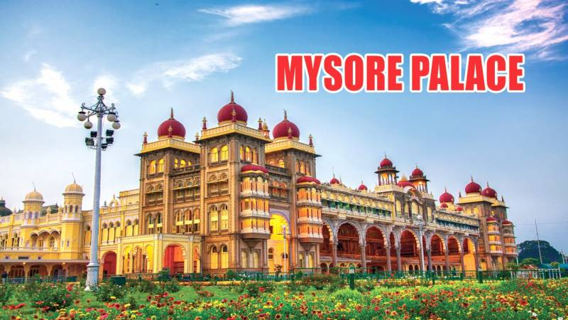 4N/5D Mejestic Mysore And Coorg Tour