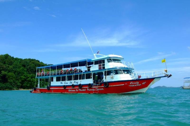 Full-day Phi Phi Island By Big Boat With Lunch