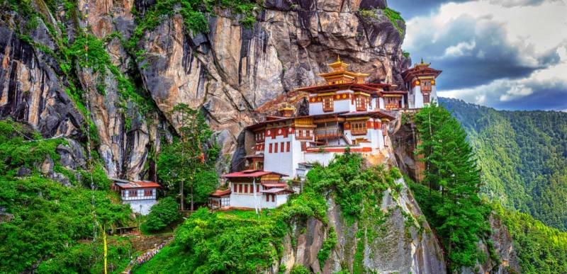 Bhutan 5 Nights / 6 Days Direct Flight Package