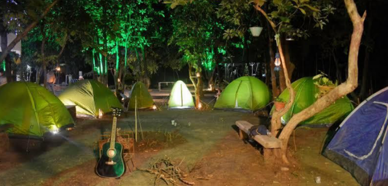 Perfect Camping Mayapur Tour