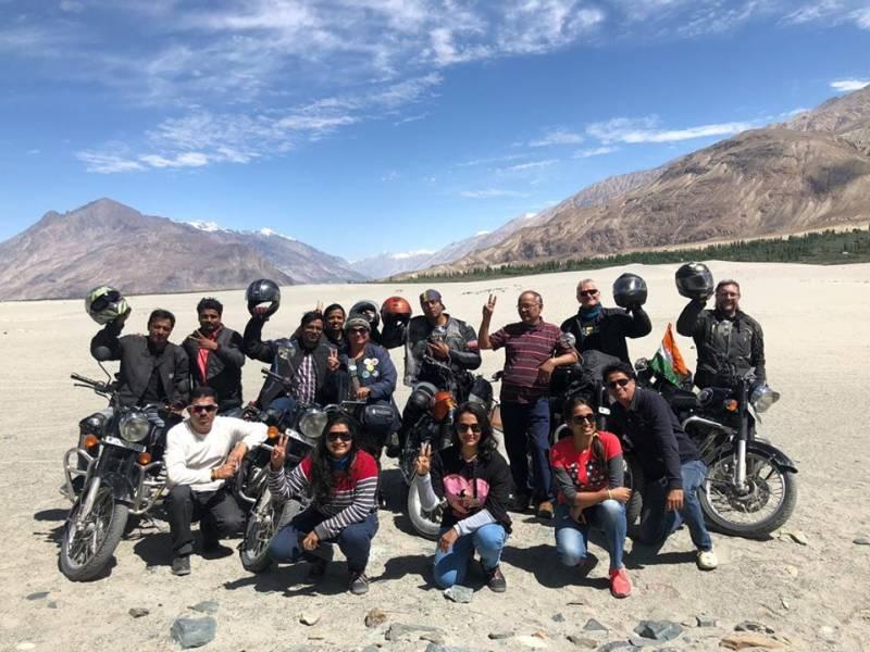 Chandigarh Manali Leh Manali Expedition- 12 Days/ 11 Nights