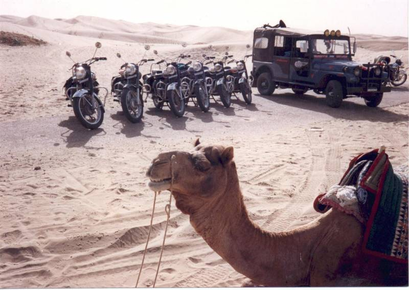 Royal Rajasthan Ride- 10 Days/ 09 Nights