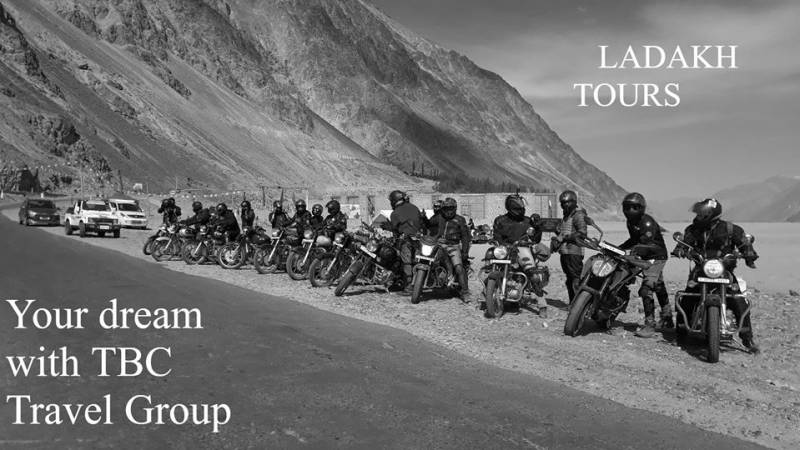 Leh Ladakh Bike Expedition- 13 Days/ 12 Nights- 2021