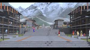 Kedarnath-badrinath Dham Yatra By Helicopter Package