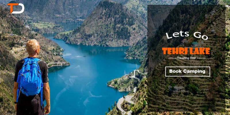 Tehri Lake Adventure - Camping / Boating / Trekking