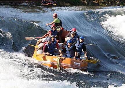 Dandeli Ventures White Water Rafting (DVR)