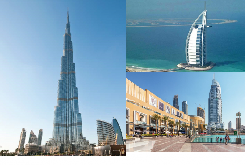 4Nights 5Days - Dubai Vacation