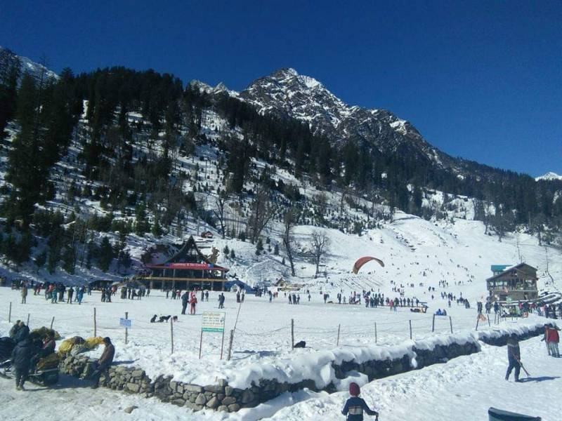 3 Night 4 Days Manali Dekho Package