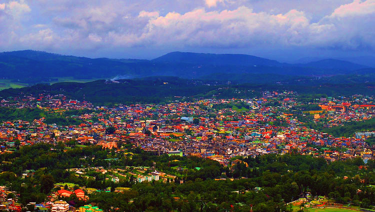 3 Nights 4 Days Shillong Cherrapunjee And Mawlynnong Tour