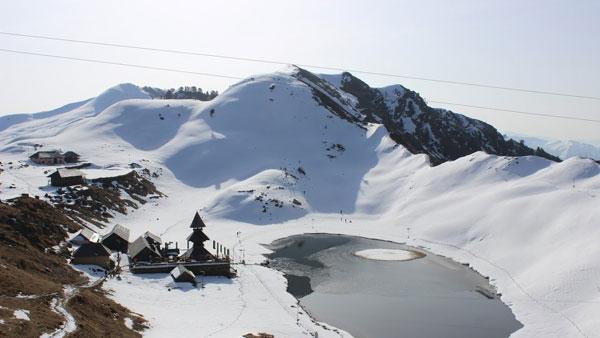 Prashar Lake Trek To Sacred Lake Of Himachal Package
