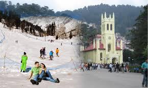 Volvo Package Shimla Manali Tour