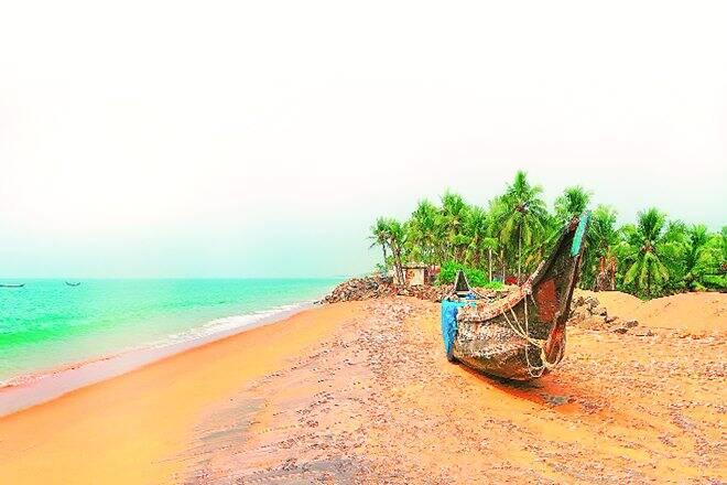 Goa With Dudhsagar Waterfalls / Grande Island Tour