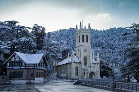 5 Night / 6  Days  Shimla Tour