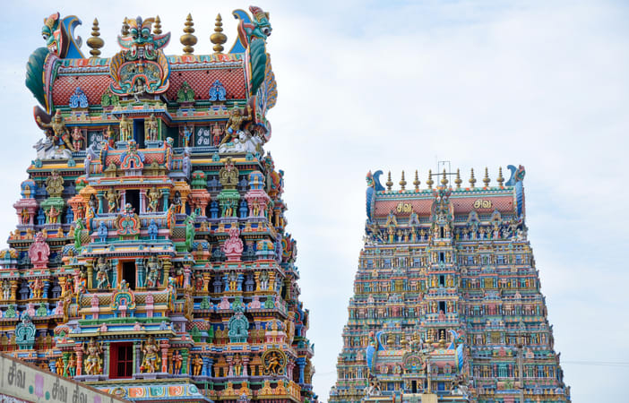 Tamilnadu Tour Package From Trichy - Chennai - Tamilnadu
