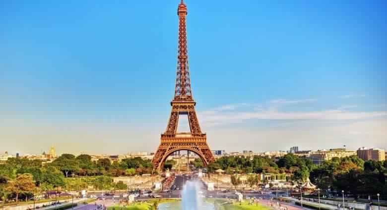 Paris Tour Package From Trichy - Chennai - Tamilnadu.