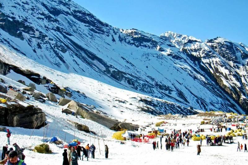 Kullu Manali Tour Package 3 Nights / 4 Days