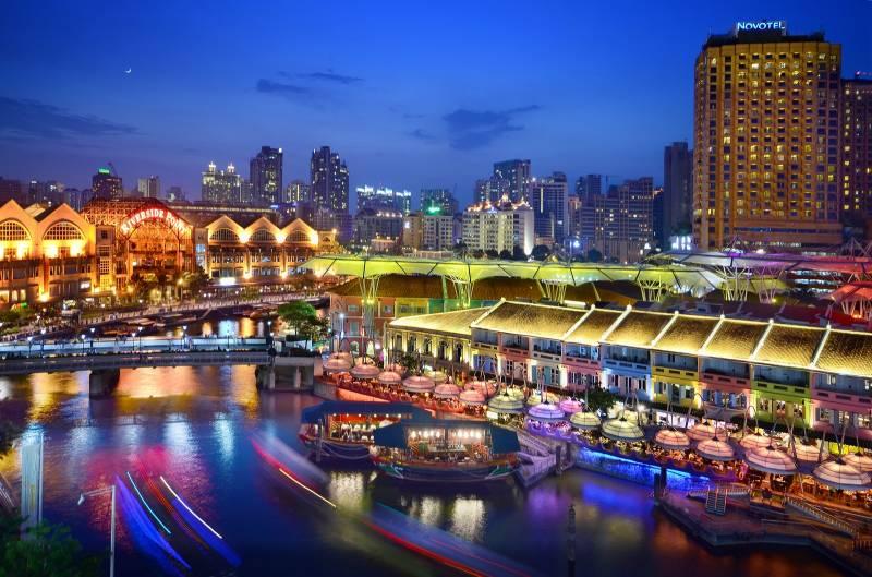 Singapore Tour Package From Trichy - Chennai - Tamilnadu 3 Nights / 4 Days