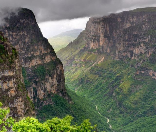 National Park Vikos-Aoos Tour