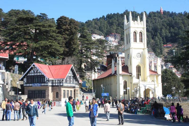 8N9D Shimla Dalhousie Dharmshala Package