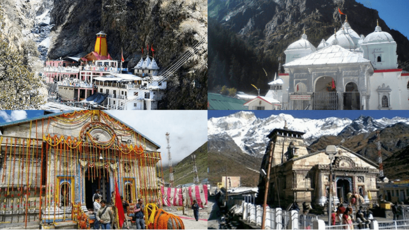 9 Night / 10 Days Chardham Tour