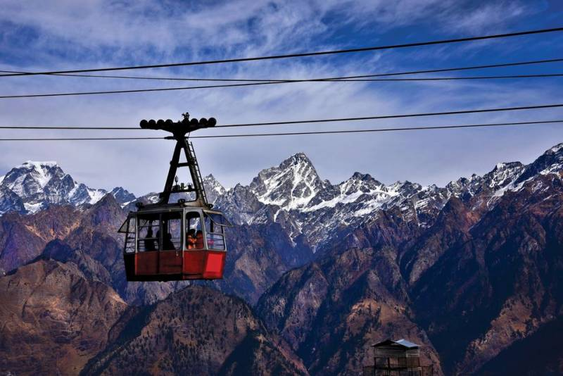 5 Days 4 Nights Rishikesh- Auli Adventure Tour Package