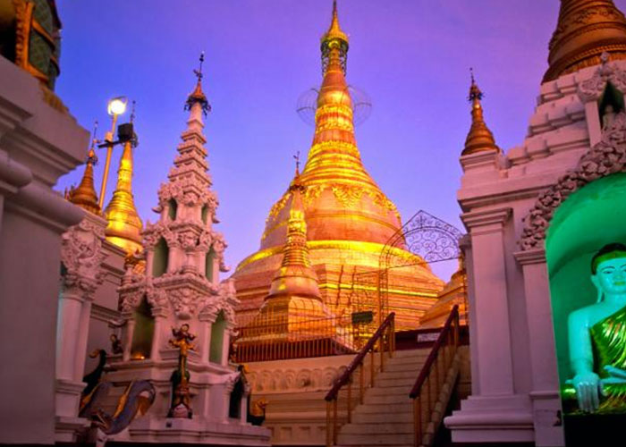 Enchanting Myanmar 04 Nights / 05 Days