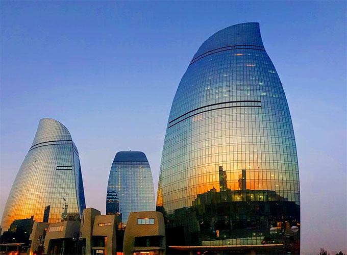 Baku (azerbaijan) 4 Nights / 5 Days