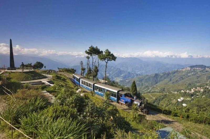 Exotic Darjeeling Tour 5 Nights / 6 Days
