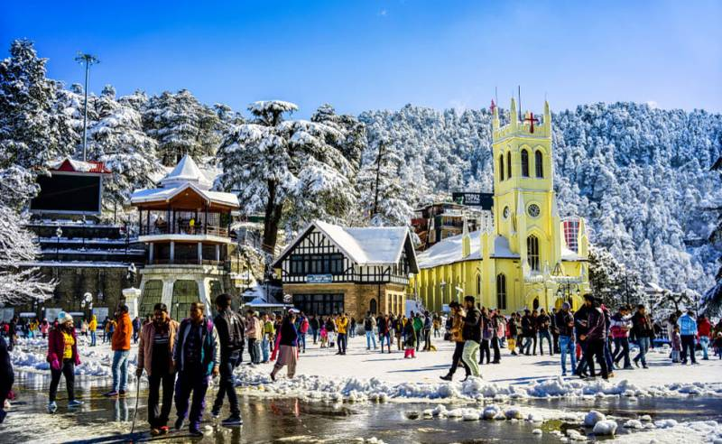 Himachal Tour Package With Amirtsar From Delhi