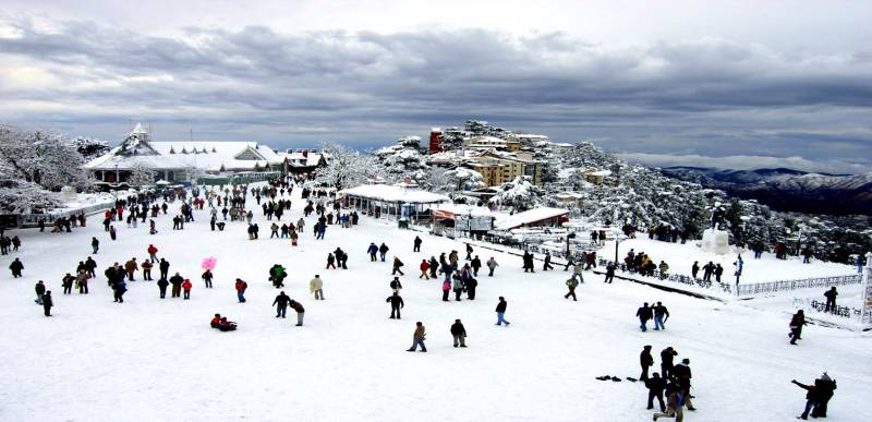 Magnificent Shimla Manali Individual Cab Duration : 05 Nights / 06 Days