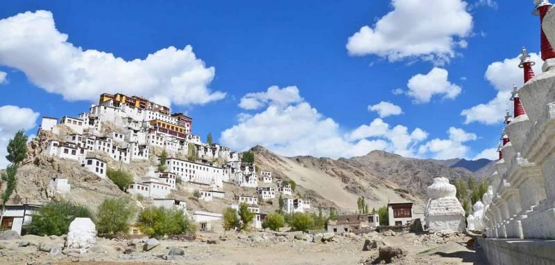 Amazing Ladakh Tour With Duration: 5 Nights / 6 Days