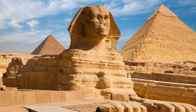 Splendours Of Egypt - 08 Days