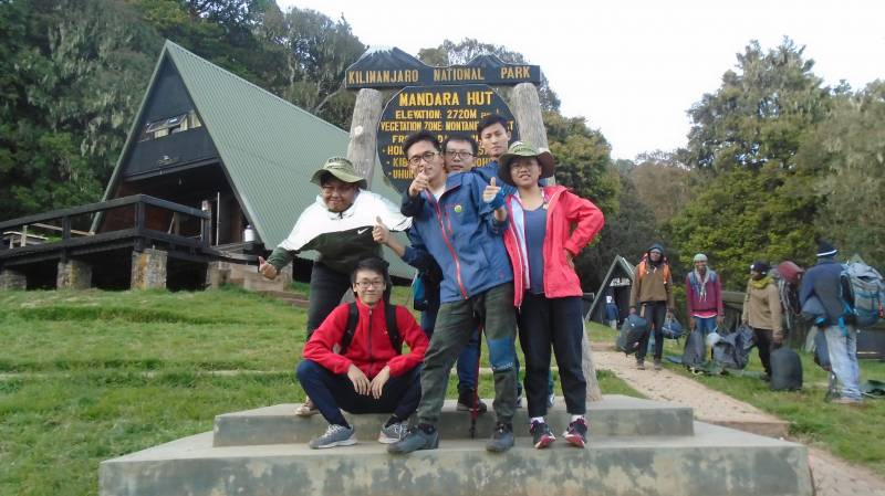 6 Days Marangu Route - Mount Kilimanjaro Climbing   Hiking   Trekking