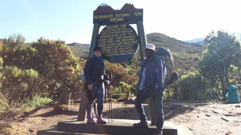 6 Days Machame Route - Mount Kilimanjaro Hiking - Climbing - Trekking