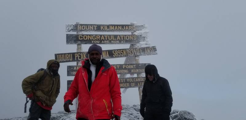 7 Days Machame Route - Mount Kilimanjaro Hiking
