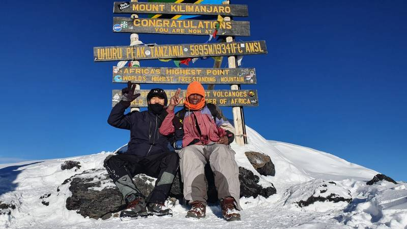 7 Days Lemosho Route - Mount Kilimanjaro Hiking, Climbing, Trekking