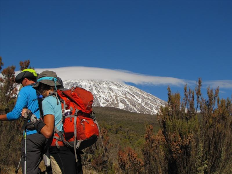 7- Days -Lemosho Route-Mount Kilimanjaro Trekking