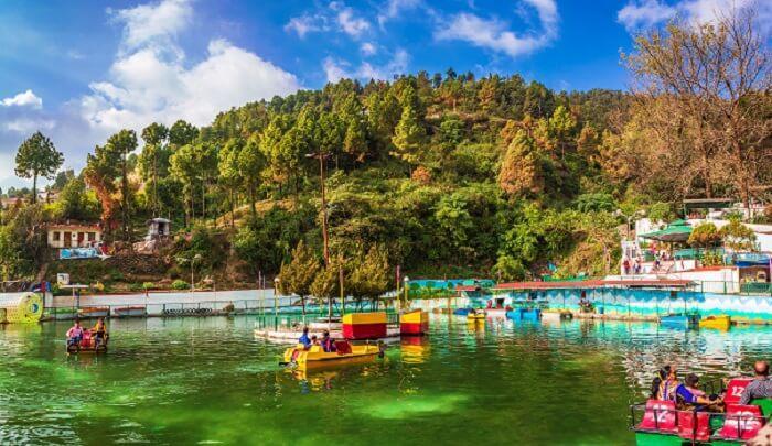 Haridwar - Mussoorie - Rishikesh - Badrinath Tour Package